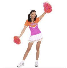 Déguisement Cheerleaders Femme