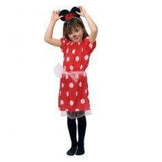 Costume Minnie la Souris Fille