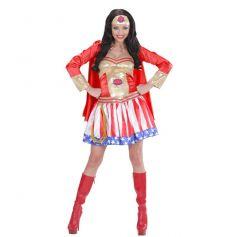Tenue Wonder Woman Femme