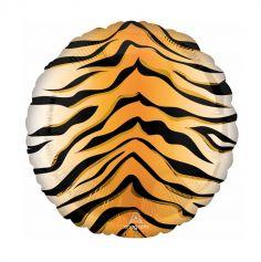 ballon helium aluminium tigre | jourdefete.com