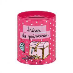 Tirelire Princesse - Derrière La Porte