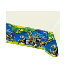 Nappe en Plastique Tortues Ninja