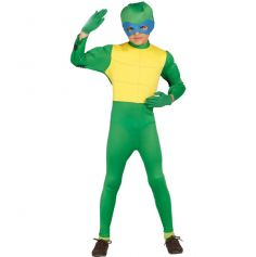 Tortue Ninja bleue enfant