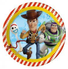 assiettes-anniversaire-toy-story-disney-pixar | jourdefete.com
