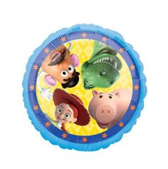 Ballon Simple Hélium - Recto et Verso - Toy Story 4™ - 43 cm