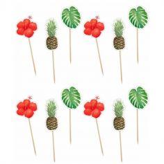 pic-tropical-bois-ananas-palmier|jourdefete.com