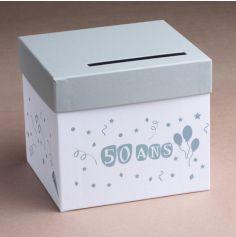 Urne d'anniversaire - 50 ans