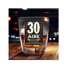 Verre à Whisky - 30 Aine