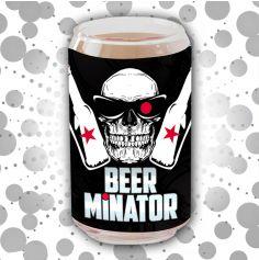 Verre Canette - Beer Minator