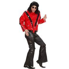 Déguisement Veste Roi de la Pop Thriller