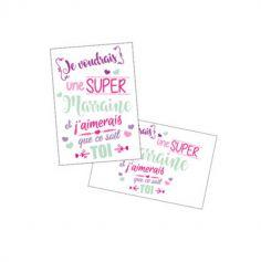 marraine-bapteme-cadeau-carte | jourdefete.com