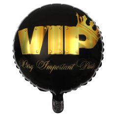ballon-VIP-noir|jourdefete.com