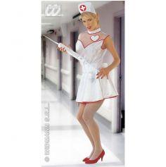 Déguisement Adulte Infirmière Coeur