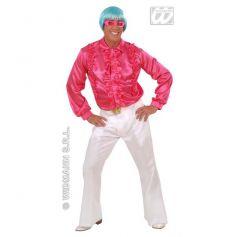 deguisement disco chemise disco homme