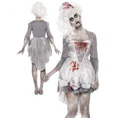 Déguisement Charleston Zombie Femme - Taille au Choix