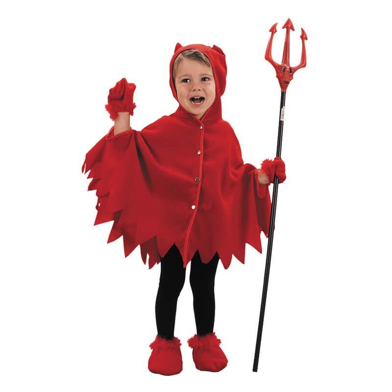 Maxi gonflable diable cornes chapeau pour enterrement vie jeune fille halloween accessoire robe fantaisie
