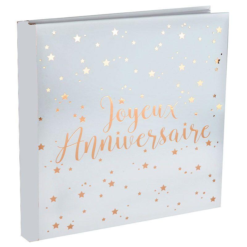 50th Anniversaire Signography en Métal Doré Anniversaire Numéro Porte-clés