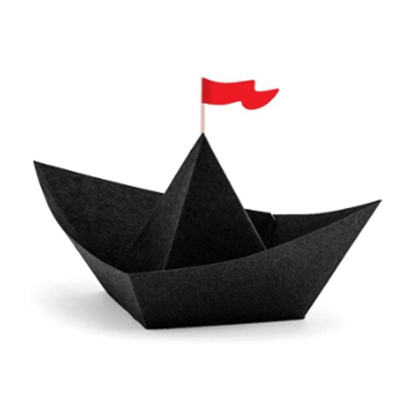 6 Bateaux En Papier Origami Pirate Party Jour De Fete Pirate Party Top Themes