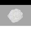 Rose Ancienne Décorative de Table - Blanc