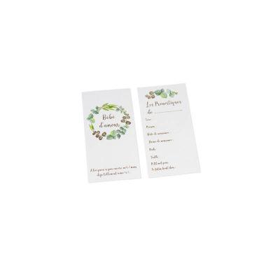cartes-pronostiques-bebe-damour-eucalyptus-jeu-baby-shower   jourdefete.com