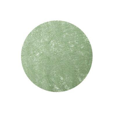 10 sets de table brillance vert foret | jourdefete.com