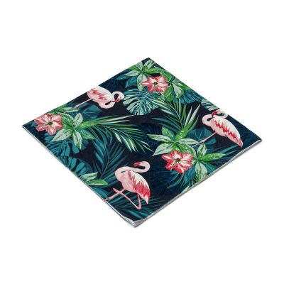 """20 serviettes """"Tropical"""""""