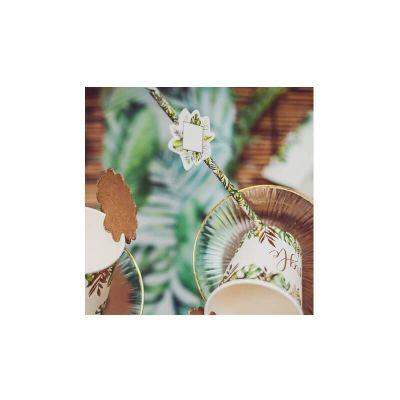 pailles-etiquettes-jungle-tropical-or-boisson | jourdefete.com