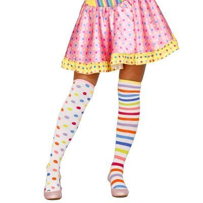 Bas de Clown Femme - Taille Unique