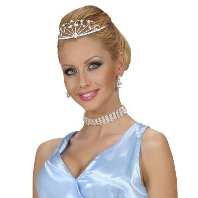 Diadème Princesse Rigide