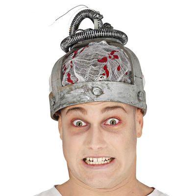 Chapeau Zombie sur Chaise Electrique - Son et Lumière