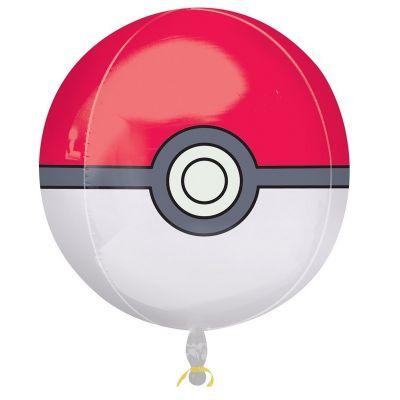 Ballon Hélium Pokémon - Pokéball