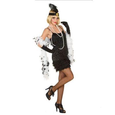 Deguisement Femme Robe Charleston Taille Au Choix Jour De Fete Boutique Jour De Fete