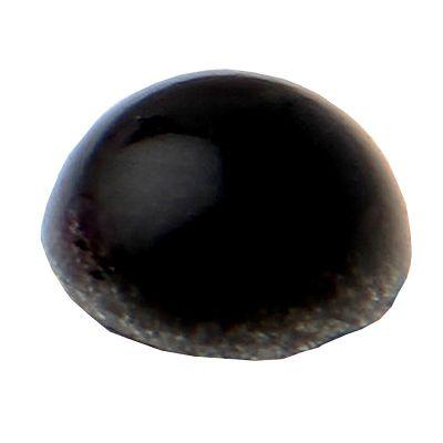 60 Perles Autocollantes - Noir