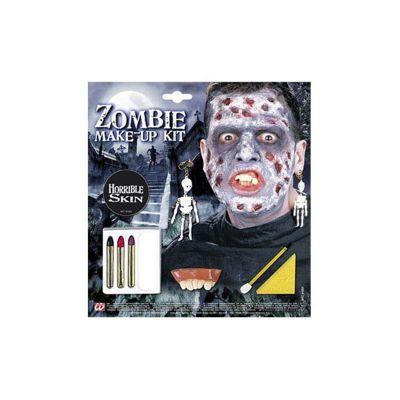 """Pack de maquillage grand modèle """"Zombie"""""""