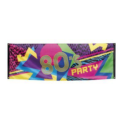 Bannière - Années 80