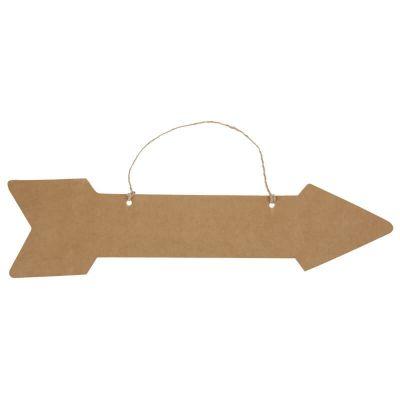 Flèche signalétique - Kraft