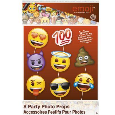 8 Photobooth Emoji