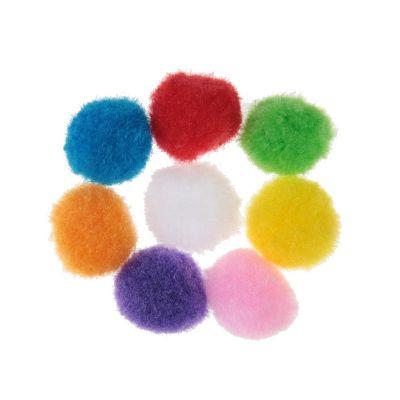 50 Boules Multicolores