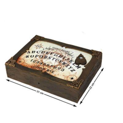 Halloween – Décoration Sonore et Animée – Planche de Ouija