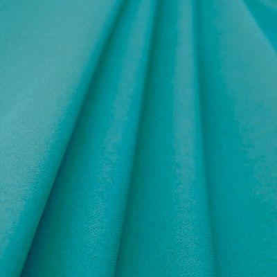 Rouleau de Nappe en Voie Sèche Intissé Turquoise 10 m