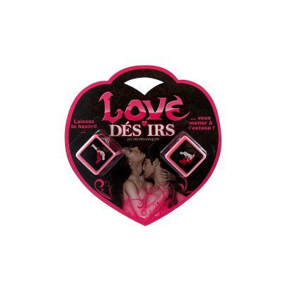 "Jeu de dés ""Love Désir"""