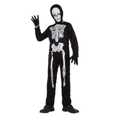 Déguisement Squelette Garçon - Costume Halloween Garçon