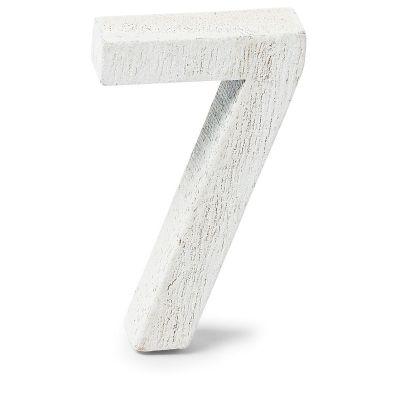 """Chiffre """"7"""" en Bois - 5 cm"""