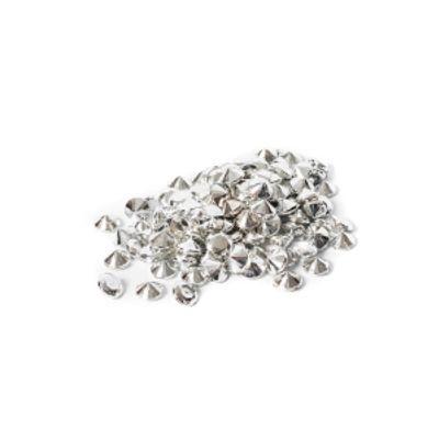 Petits Diamants Décoratifs - Argent