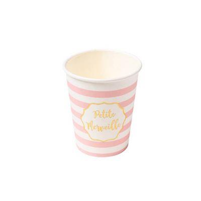 gobelets-petite-merveille-baby-shower-bapteme-anniversaire   jourdefete.com