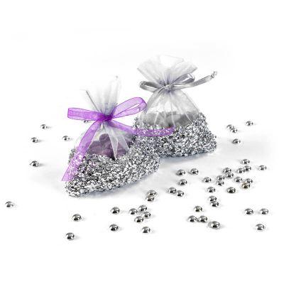 300 Perles de pluie - Argenté
