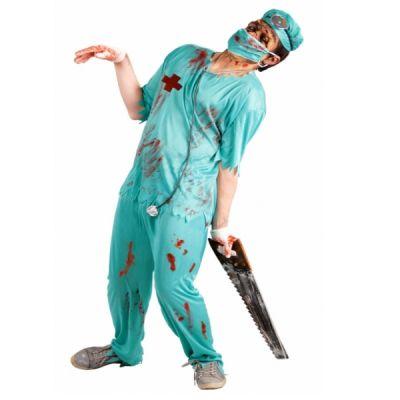 Déguisement Halloween de Chirurgien Zombie