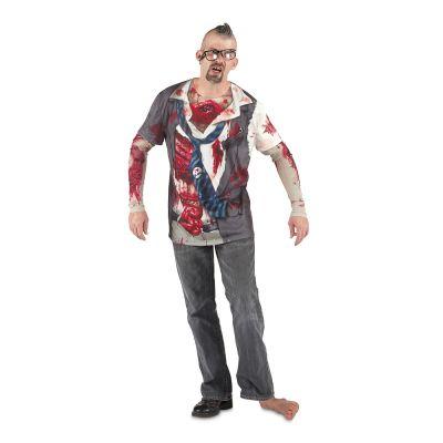 "Tee-shirt ""Zombie"" - Taille au choix"