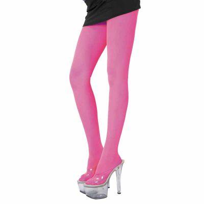 Collants Disco - Rose fluo