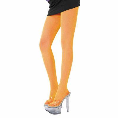 Collants Disco - Orange fluo